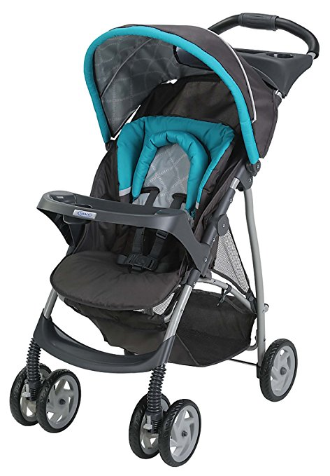 Graco Click Connect LiteRider Stroller