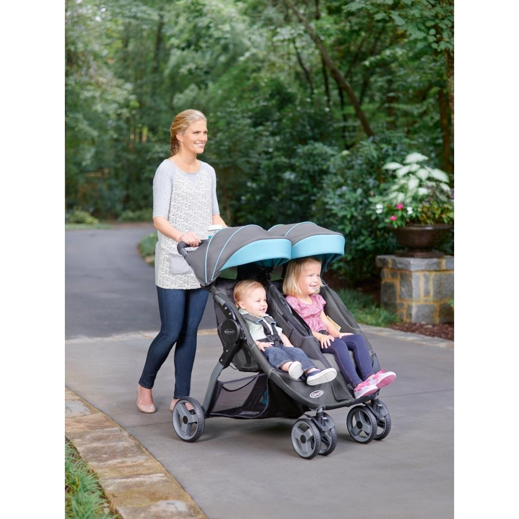 Graco Fastaction Fold Duo Click Connect Stroller Review